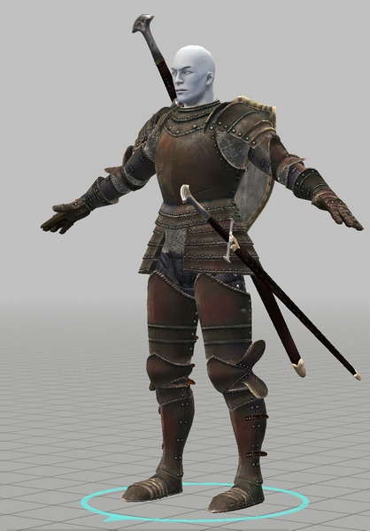 easyposer中世の鎧追加 (5)