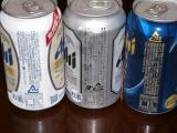 アサヒビール「アサヒ生ビール」&「グランマイルド」 原材料比較