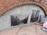 JR軽井沢駅 おおやまざくらの広場の壁画2