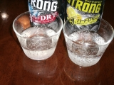 キリンビール キリン・ザ・ストロング 色比較