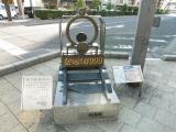 JR敦賀駅 銀河鉄道999モニュメント
