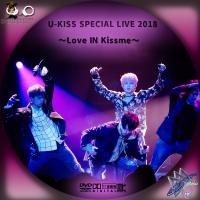 U-KISS SPECIAL LIVE 2018☆DVD
