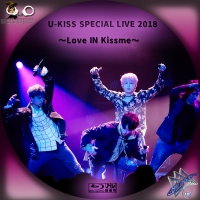 U-KISS SPECIAL LIVE 2018☆BD