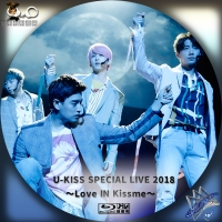 U-KISS SPECIAL LIVE 2018◇BD