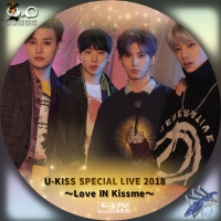U-KISS SPECIAL LIVE 2018 ~Love IN Kissme~BD