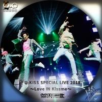U-KISS SPECIAL LIVE 2018★DVD