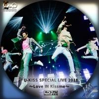 U-KISS SPECIAL LIVE 2018★BD