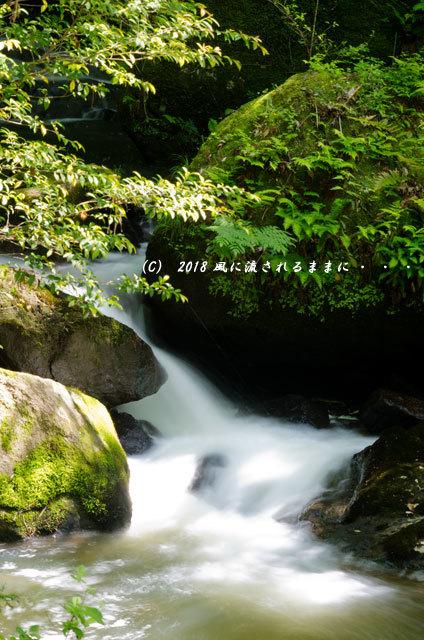 滋賀・鶏鳴の滝8