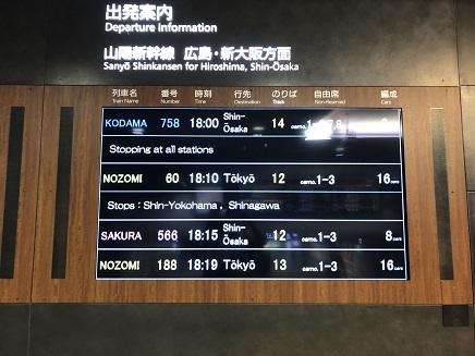 6082018 帰路博多駅S3