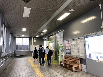 6052018 阿賀駅S1