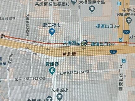 6232018 台北バイクの滝 大橋頭S2