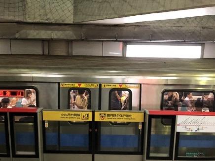 6262018 MRT淡水➡双蓮駅S2