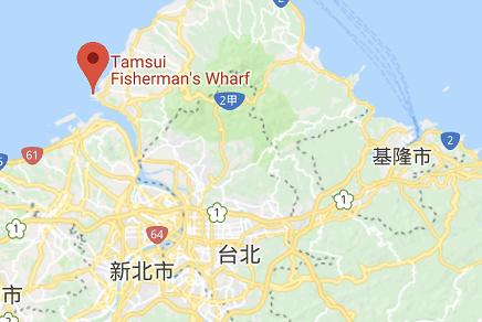 6262018 台北淡水MapS1