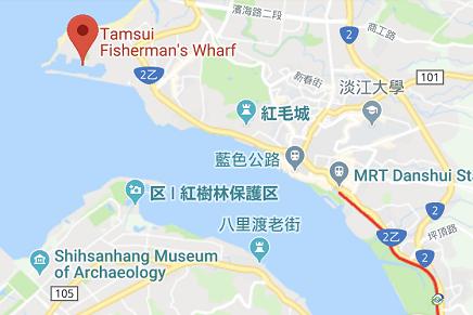 6262018 台北淡水MapS2