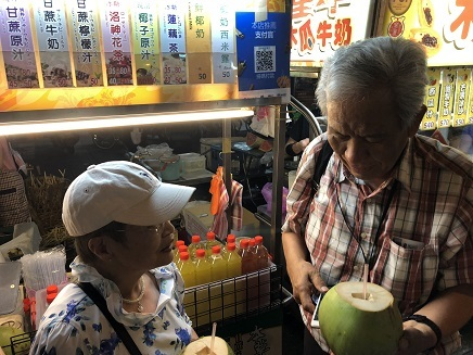6272018 台北寧夏観光夜市S6