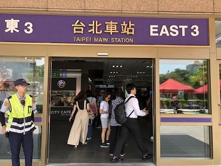 6282018 台北駅S1