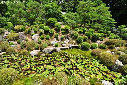 東福寺 開山堂庭園