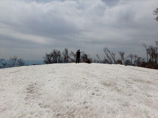 4.29 湯ノ沢岳~母狩山 049_R