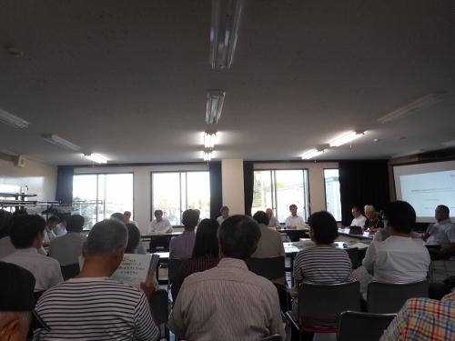 篠路駅東口駅前広場の在り方検討会議 第2回 開会前