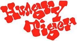 ハングリータイガーのロゴ
