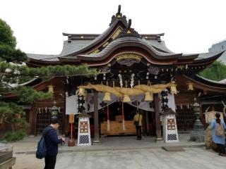 309櫛田神社