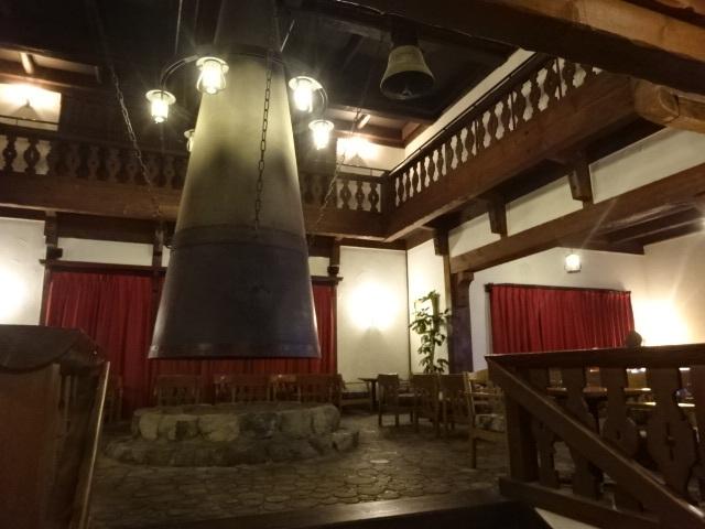 上高地帝国ホテル グリンデルワルト正面