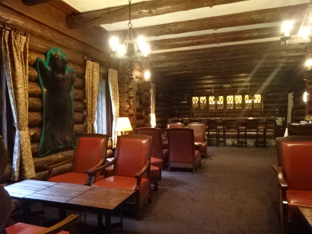 上高地帝国ホテル バーホルン