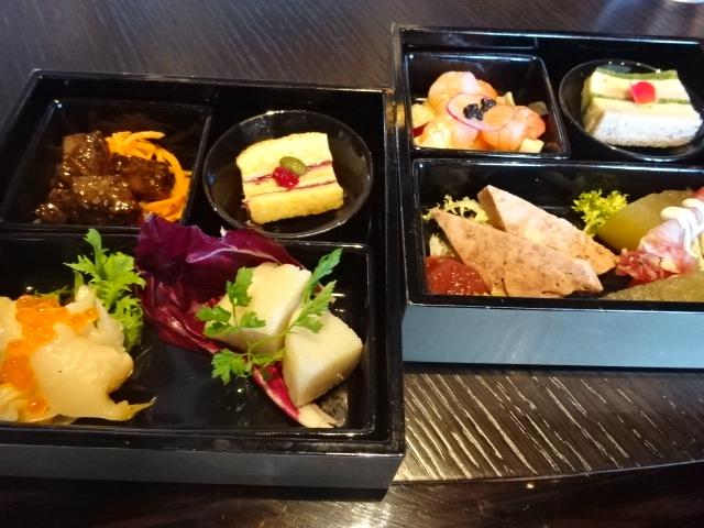 TOKYO FUSION DINING 二重箱