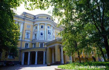 チャイコフスキー記念国立モスクワ音楽院-2(C)Akira KINOSHITA