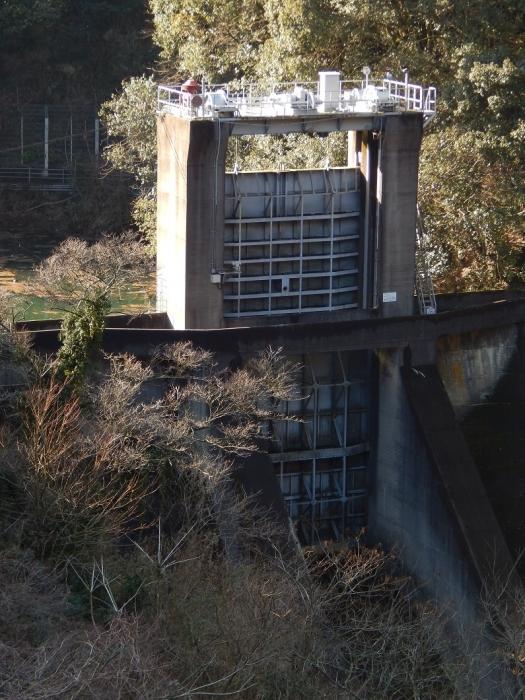 DSCN4342中山川逆調整池ダム