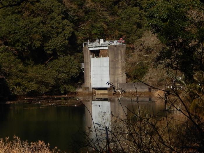 DSCN4353中山川逆調整池ダム