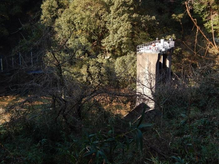 DSCN4350中山川逆調整池ダム