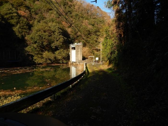 DSCN4357中山川逆調整池ダム