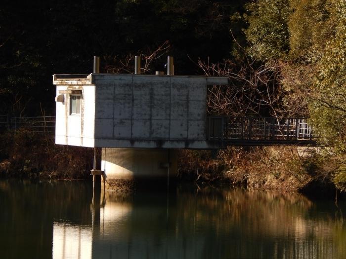 DSCN4356中山川逆調整池ダム