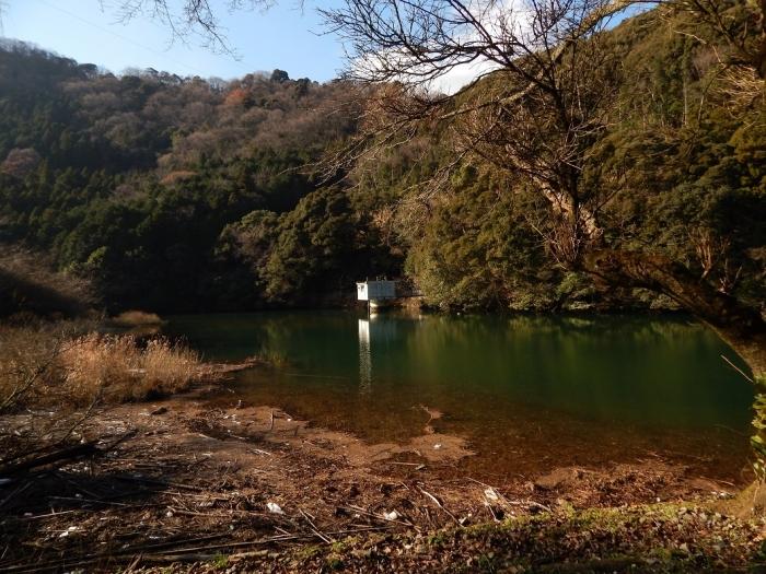 DSCN4354中山川逆調整池ダム