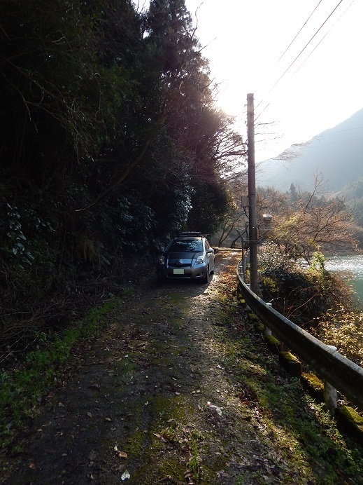 DSCN4365中山川逆調整池ダム