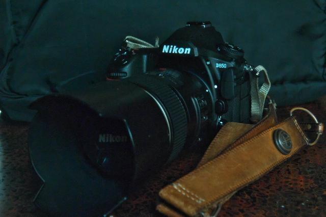 やはり。。。小さくて重くない方がいいです。Nikon D850-04