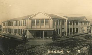 s-新宿区役所庁舎 1950