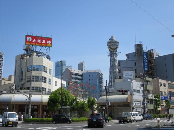 2015年阪堺電車で浜寺へ01