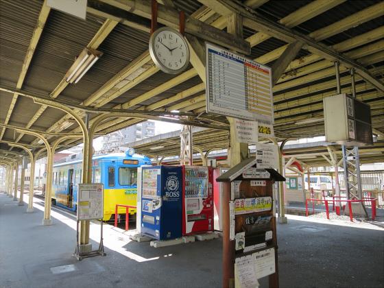2015年阪堺電車で浜寺へ02
