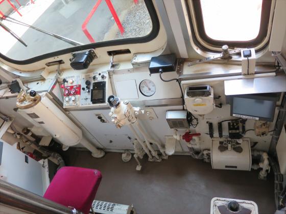2015年阪堺電車で浜寺へ03