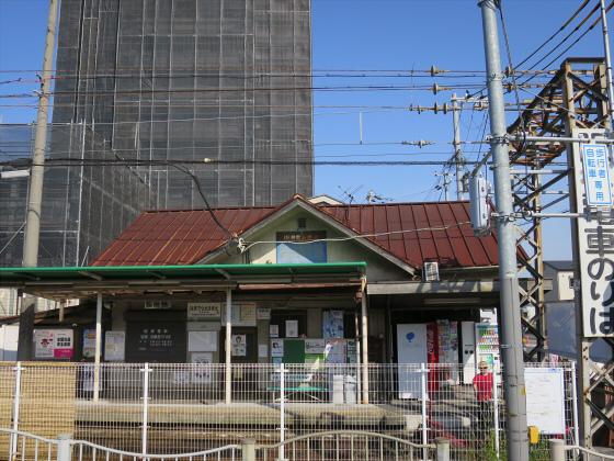 2015年阪堺電車で浜寺へ09