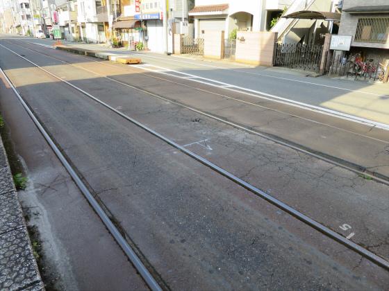 2015年阪堺電車で浜寺へ12