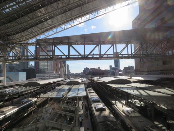 2014年頃の大阪駅など02