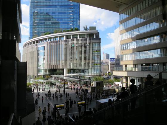 2014年頃の大阪駅など06