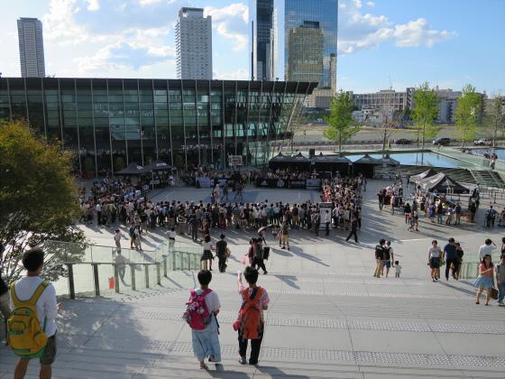 2014年頃の大阪駅など09