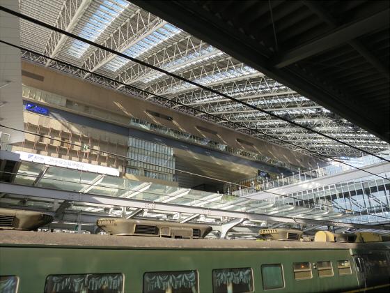 2014年頃の大阪駅など15