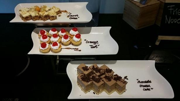 ケーキ全部