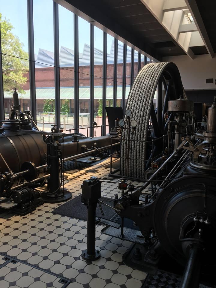 トヨタ-蒸気機関