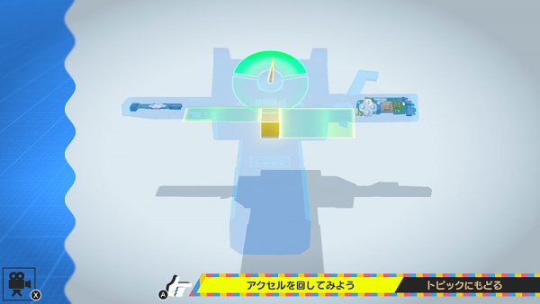 【NintendoLabo】このバイク凄いよ